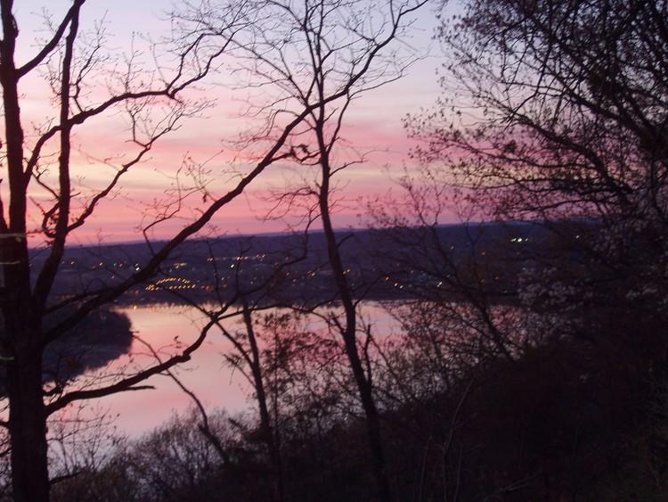 Arkansas River at Ozark