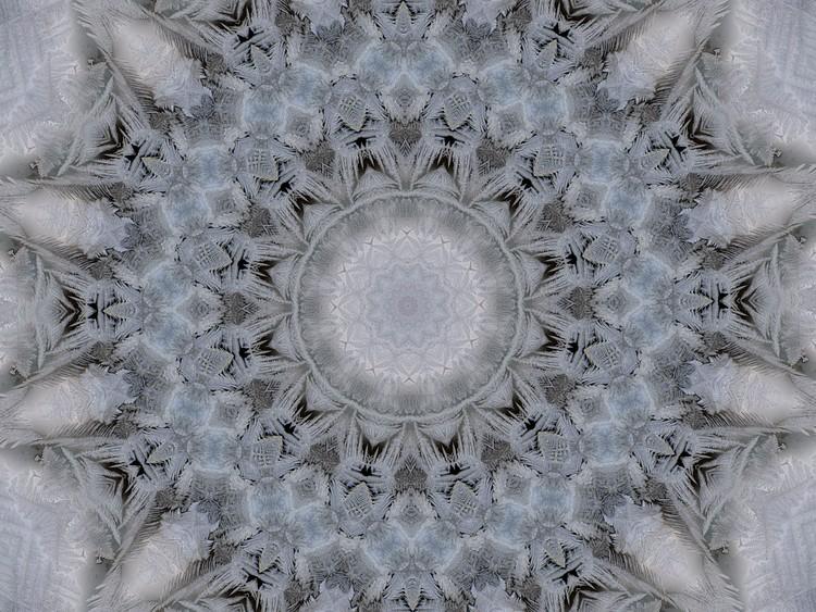 Icy Mandala 4