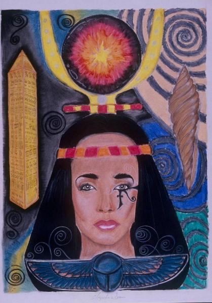 Cleopatra in a Sea of Dreams