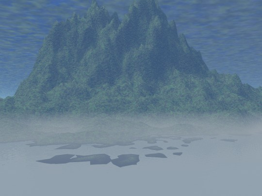 Stories Series: Lake Of Mist