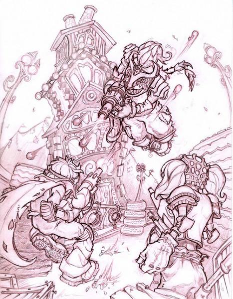 Cover Sketch