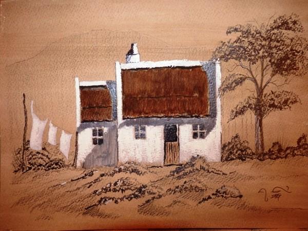 Cape Dutch House III