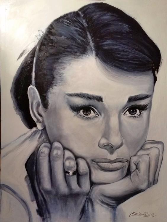 Tribute to Hudrey Hepburn