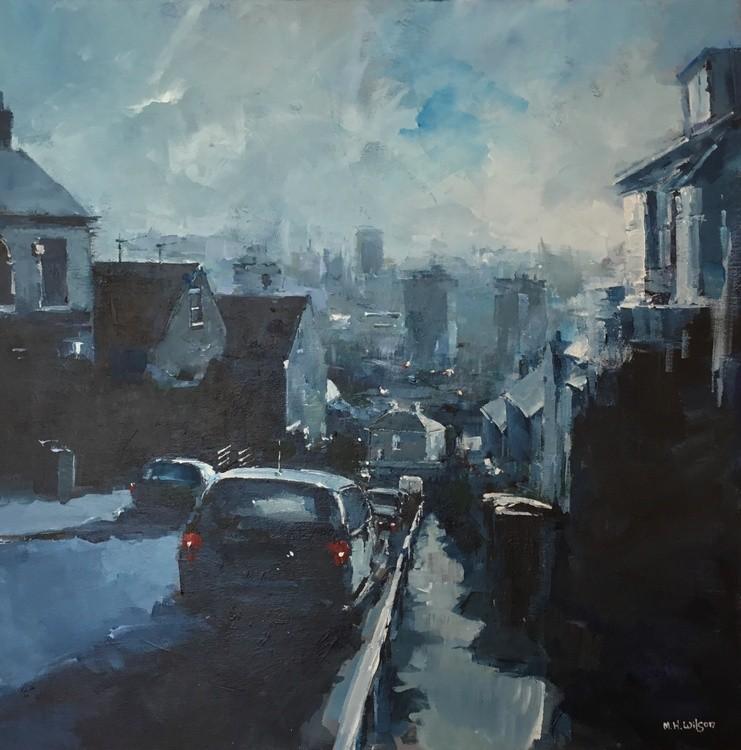 Morning Blue, Blake Street