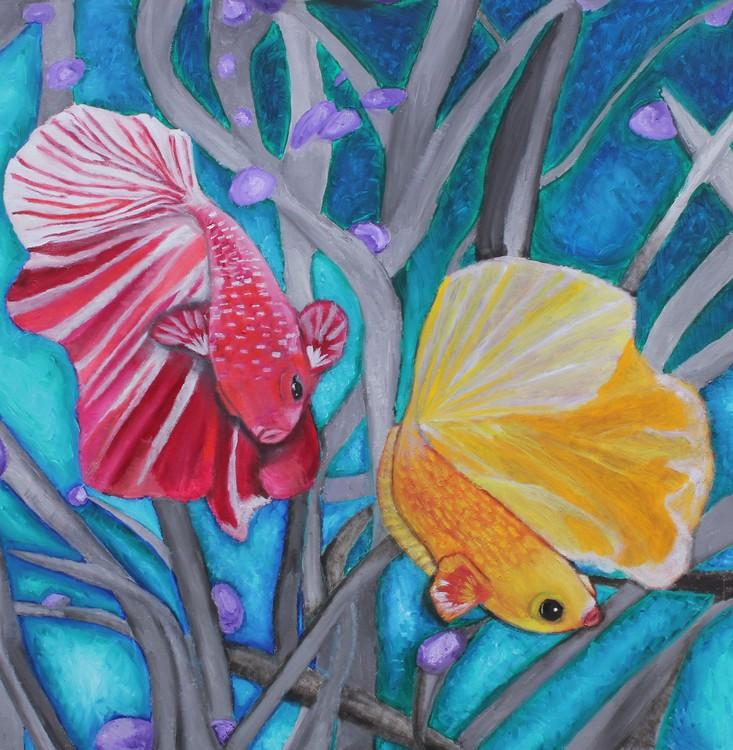 DancingFish300