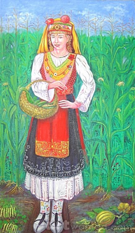 Bulgarian Folk fashion 2017