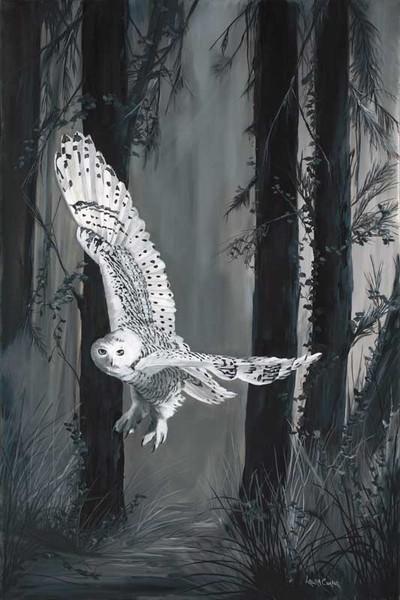 Ghost in Torrit Woods