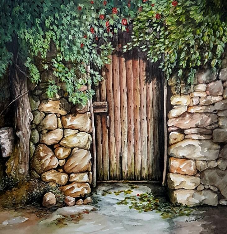 Puerta del Jardin