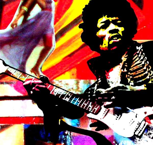 'Electric Ladyland' (Jimi Hendrix)