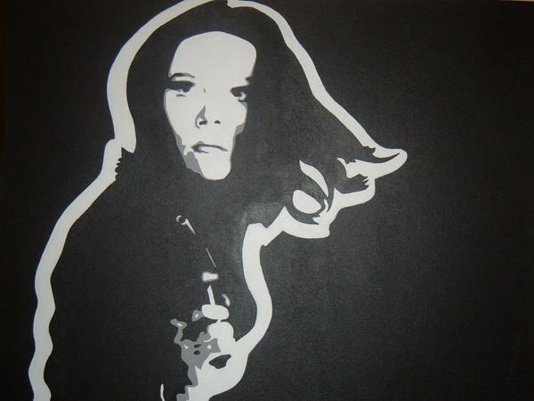 Emma Peel (black)