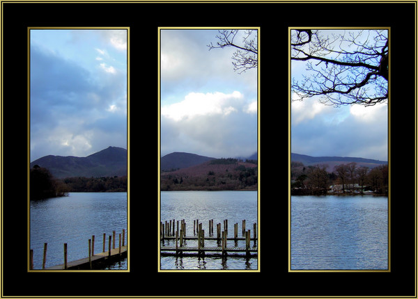 the lakes triptych