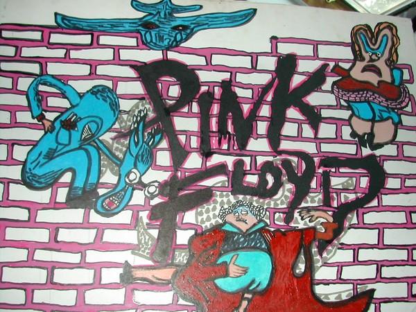 PINK FLOYD KNOCKOFF 89