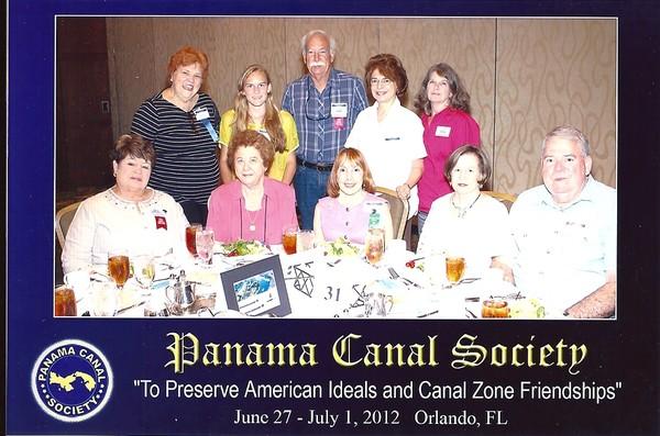 Panama Canal Reunion