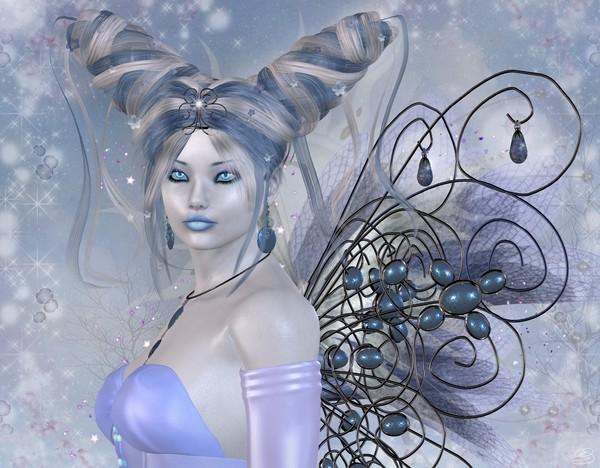 Winter Fairys Farewell
