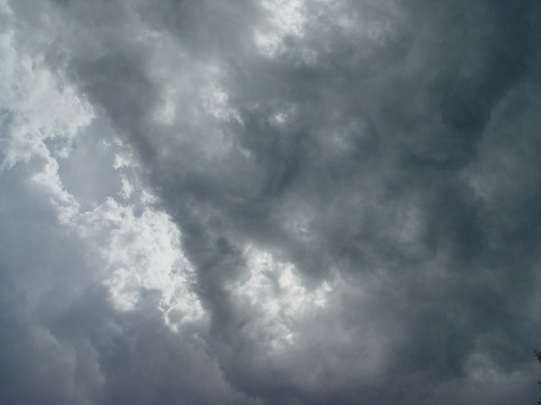 Clouds Over My House 5-25-11