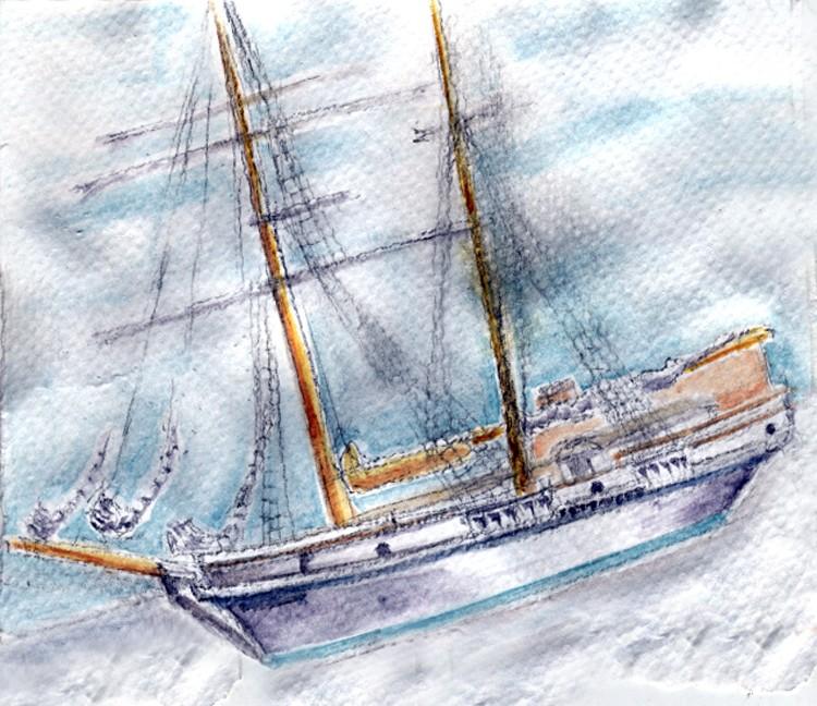 Matthew Turner Watercolor