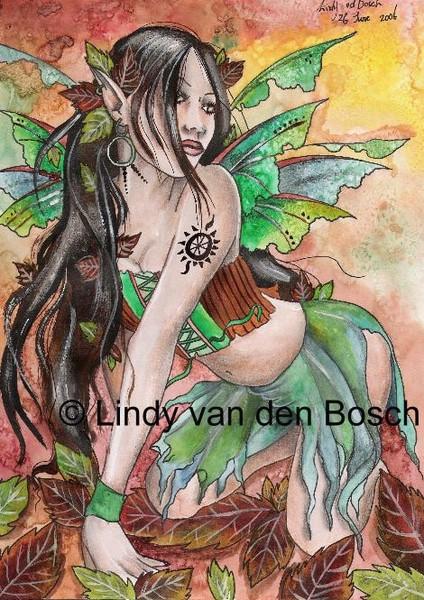 Ethnic Earth Fairy