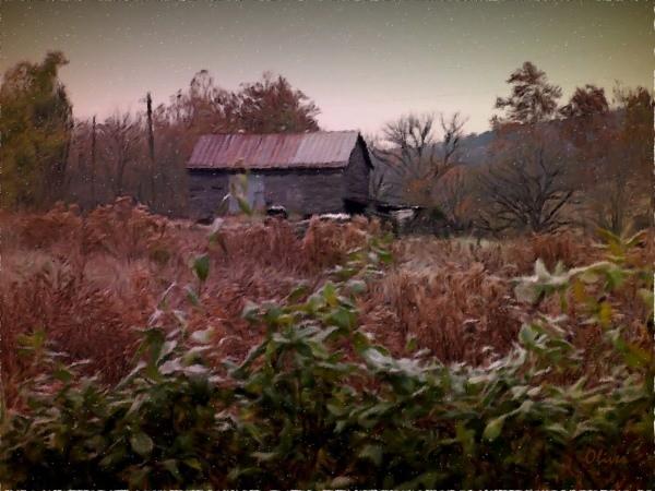 Winter Nudges Autumn