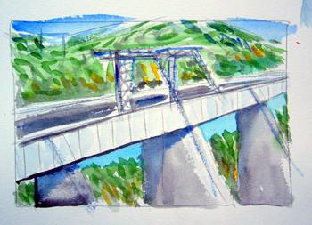 Manfield Dam
