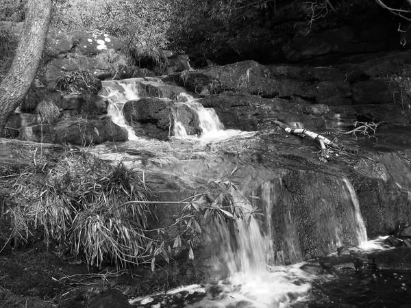Blackburn Waterfall