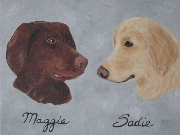 Maggie and Sadie