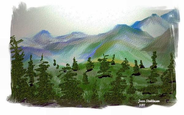 Scenic Rockies