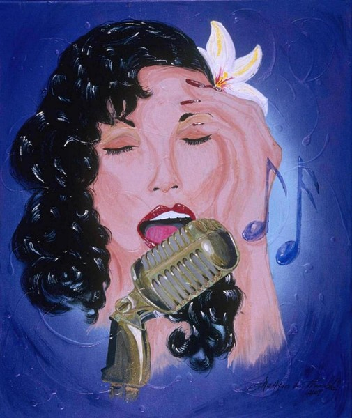 Lady Sing Those Blues