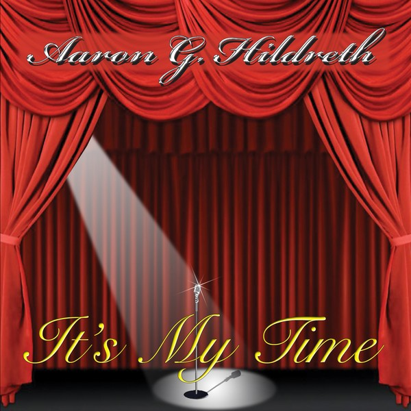 It's My Time CD Cover