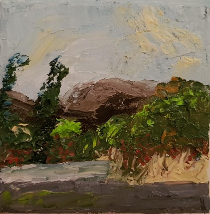 Landscape, 2018