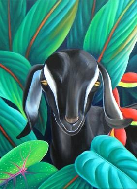 goat series 3. 12X16'