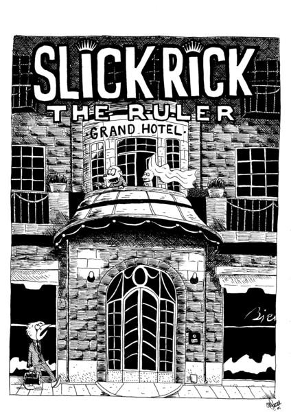 Slick Rick The Ruler