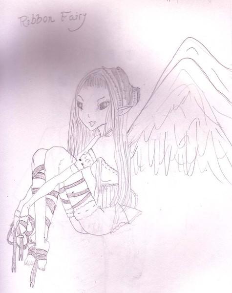 Ribbon Fairy