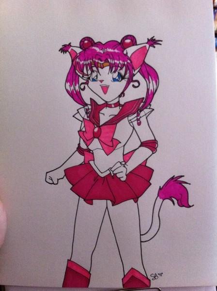 Sailor KittiePink