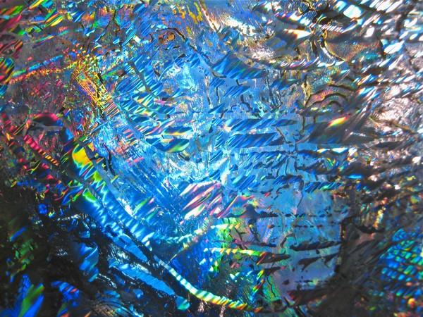 Swimming Metal Fish 4579