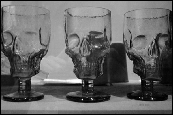 les trois verres