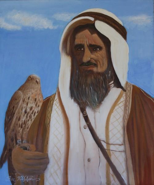 Hawks of Desert