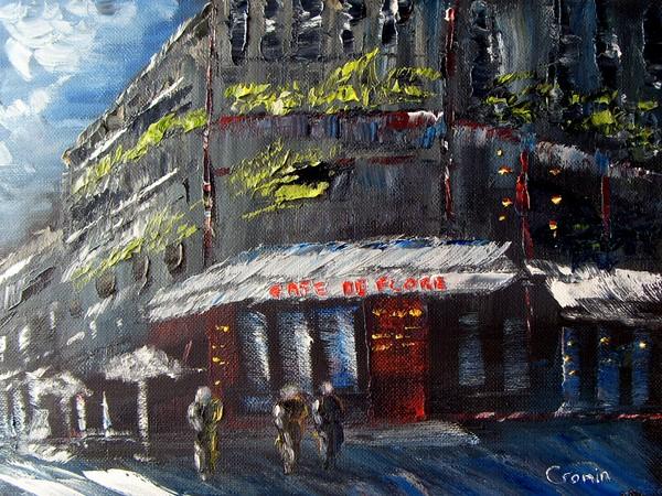 Cafe de Flore, Paris 12
