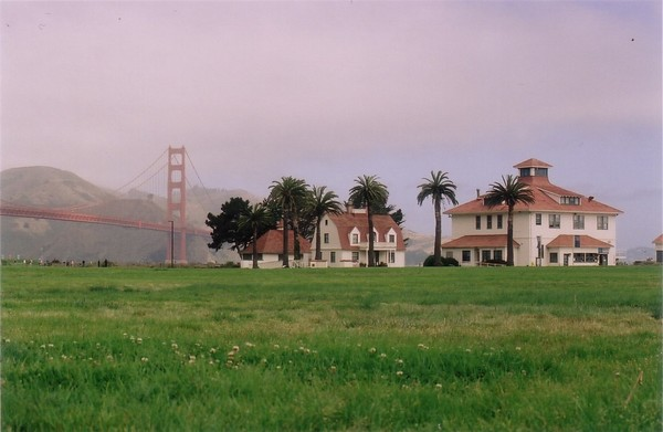 The Presidio and the Bridge