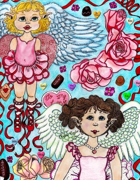 cupids of love