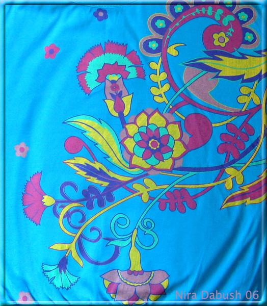 Floral Design...T-SHIRT