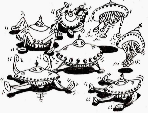 UFO Ballet