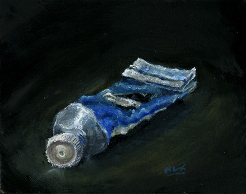Cerulean Blue No. 1