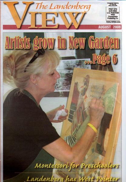 ARTIST @ WORK (newspaper)