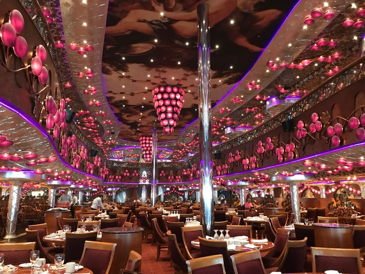 Bacchus Dining Room Carnival Miracle