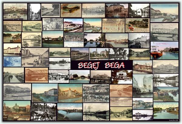 BEGEJ  BEGA (Collage)