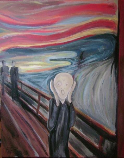 Scream Reproduction
