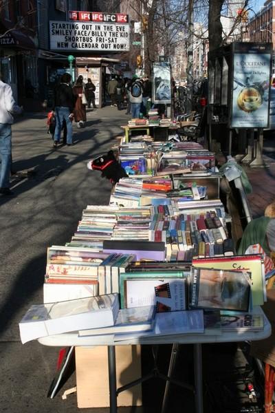 Buy Books on The NY Street