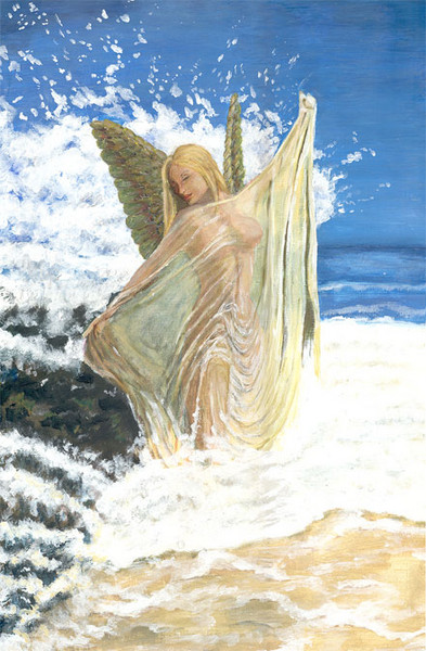Member Challenge 'Human Study': Bathing Angel
