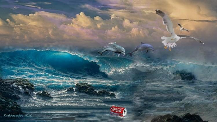 Cooler Cola Coast * 2020 Kiddolucaslee