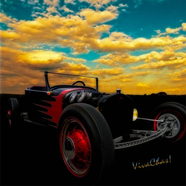 Model T Rat Rod Ride